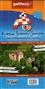Księstwo Świdnicko - Jaworskie mapa turystyczna