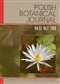 Polish Botanical Jurnal 53/2/2008