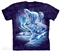 The Mountain - Find 11 Polar Bears  - T-shirt