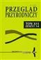 Przegląd Przyrodniczy XVI/3-4/2005