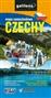 Czechy - mapa