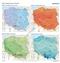 Mapy klimatyczne Polski - plansza