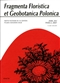 Fragmenta Floristica et Geobotanica Pol., XIV/2/2007