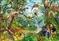 Life Hidden in Jungle - puzzle 2000
