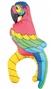 Papuga – nadmuchiwana