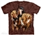 The Mountain - Find 8 Horses  - T-shirt