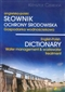Słownik ochrony środowiska gospodarka wodnościekowa