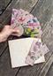 Kwiaty polne - zakładki dwustronne