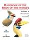 Handbook of the Birds of the World - Volume 6