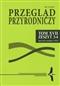 Przegląd Przyrodniczy XVII/3-4/2006