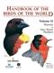 Handbook of the Birds of the World - Volume 15