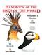 Handbook of the Birds of the World - Volume 3