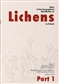 Atlas of the Geographical Distribution of Lichenes...1