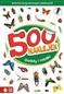 500 naklejek Owady i robaki