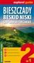 Bieszczady, Beskid Niski, Góry Sanocko-Turczańskie