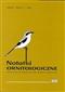Notatki Ornitologiczne 49 (3), 2008