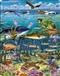 Morze Północne - puzzle