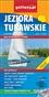 Jeziora Turawskie - wschodnie okolice Opola - mapa