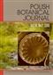 Polish Botanical Jurnal 54/2/2009