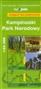 Kampinoski Park Narodowy - mapa turystyczna