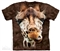 The Mountain - Giraffe - T-shirt