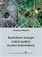 Komórkowe strategie reakcji pająków na stres ...