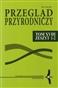 Przegląd Przyrodniczy XVIII/1-2/2007