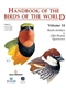 Handbook of the Birds of the World - Volume 14