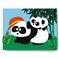 Pandy - układanka