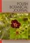 Polish Botanical Jurnal 54/1/2009