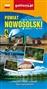 Powiat nowosolski - mapa turystyczna