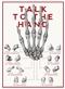 Szkielet dłoni i nadgarstka - plakat anatomiczny