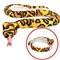 Wąż żółty - pluszak 142 cm