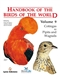 Handbook of the Birds of the World - Volume 9