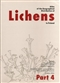 Atlas of the Geographical Distribution of Lichenes...4