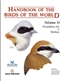 Handbook of the Birds of the World - Volume 13