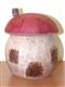 Grzyb z kokosa