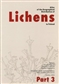 Atlas of the Geographical Distribution of Lichenes...3