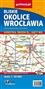 Bliskie okolice Wrocławia część południowo-zachodnia