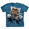The Mountain - Ginger Kitten Breakthrough - T-shirt