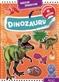 Dinoaury Naklejki edukacyjne