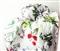 Dwustronna narzuta Kwiaty polne 210cmx200cm