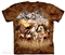 The Mountain - Find 15 Horses  - T-shirt